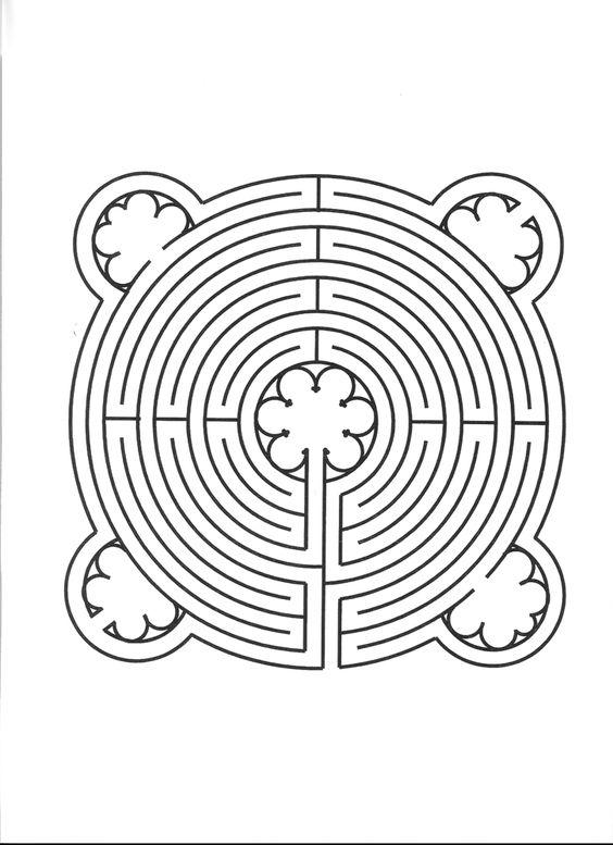 Labyrinths, Meditation and Maze on Pinterest