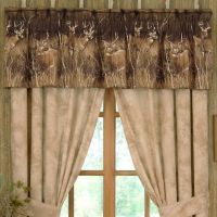 Image detail for -Rustic Curtains  Cabin Window ...