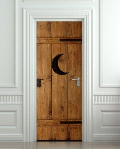 Door stickers, Doors and Murals on Pinterest