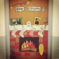 awesome dorm room christmas decorations!! i want to do ...
