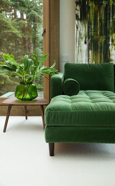 SVEN 'Grass Green' sectional: