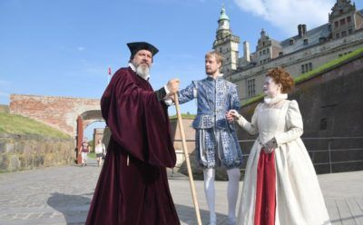Each summer at Kronborg Castle performances of Shakespeare's Hamlet are performed by renowned theater companies | The Danish Home of Chicago: