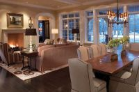 Luxury living dining room combo.   Living Rooms and ...