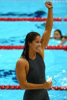 Resultado de imagen de Ranomi Kromowidjojo swimmer world record