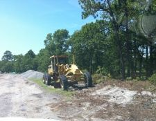 Clearing for Phase 2 New Homes Myrtle Beach August…