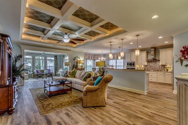 Cypress floorplan - elegantly spacious! #MyrtleBea…