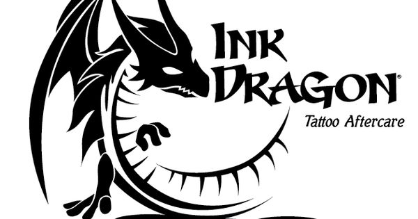 ::Ink Dragon Logo:: Design Sample Made By LogoPeople