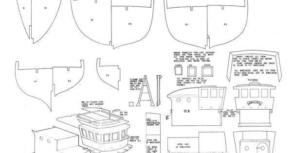 Benadi: Model fishing boat plans free download Guide