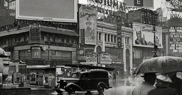New York City 1943  John Vachon  Mid 20th Century