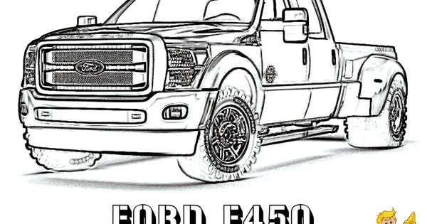 Cool Picture Of Truck Ford F450 Super Duty. You Can Print