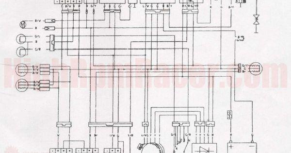 Roketa Go Kart Wiring Diagram