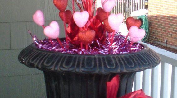 Valentines Outdoor Decorations Valentines Day