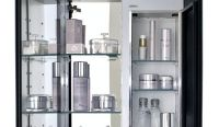 Roberns new M Series cabinet with Cold Storage; half is ...