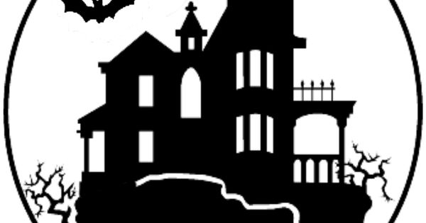 Free Pumpkin Carving Patterns Templates Haunted House
