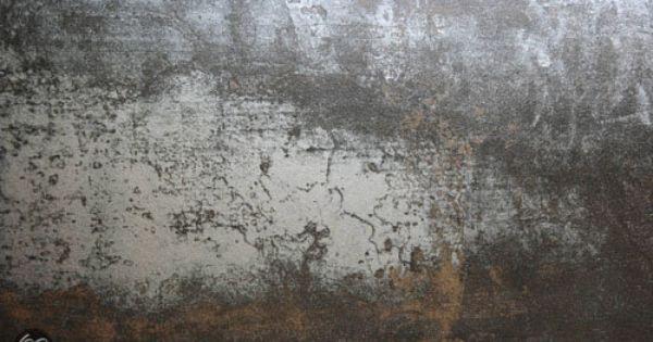 Behangwand roest woonkamer Dutch digiwalls Behang Due