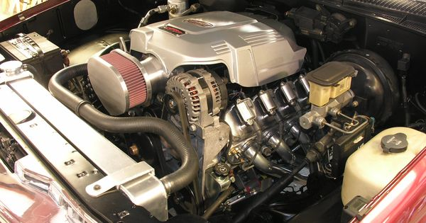 350 Chevy Small Block Diagram Pictures To Pin On Pinterest