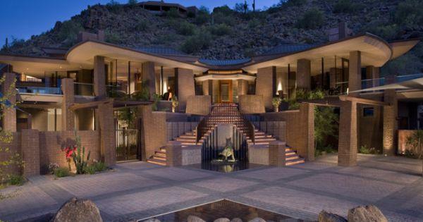 Camelback Mountain Residence  Dream Home  Pinterest