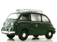 Fiat 600 Multipla in dark green.   Cute Vintage Vehicles ...