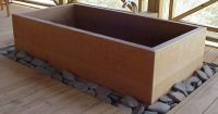 How to Build a Japanese Soaking Tub | Japanese soaking ...