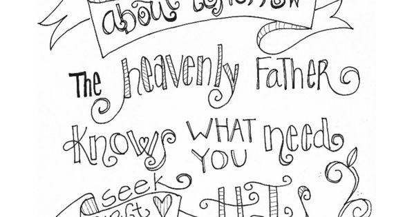 FREE inspirational coloring page at KarisseJoy.com #