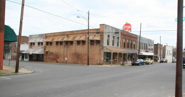 booneville mississippidry county horrible Places