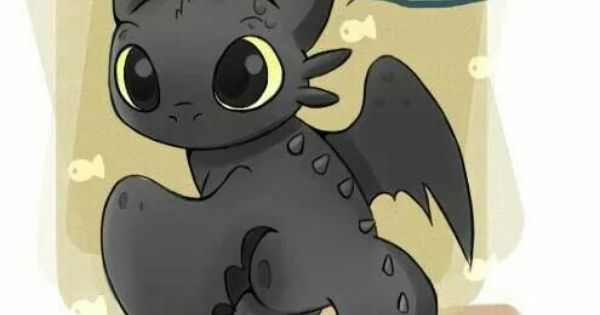 Wallpaper Cute Little Girl Cartoon Toothless Baby Dragons Pinterest Toothless Baby And