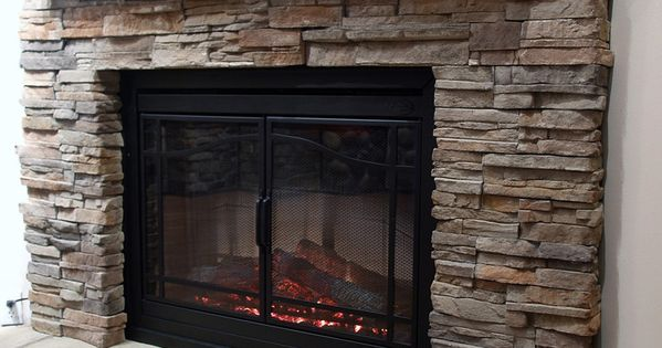 Magnificent dimplex electric fireplace in Living Room