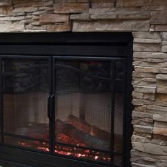 Living Room Mantel Trunk Coffee Table Magnificent Dimplex Electric Fireplace In ...