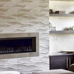 Images Of Living Rooms With Dark Brown Sofas Room Inspiration Wave Tile To Ceiling | Fireplaces (tile & Design ...