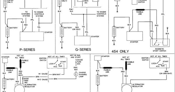 [DIAGRAM] Wiring Diagram 85 Chevy FULL Version HD Quality