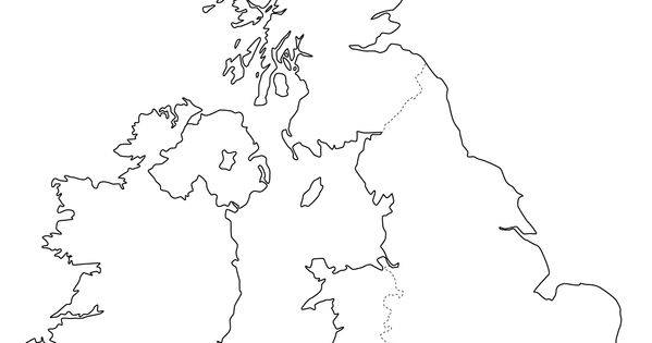 These are great maps for teachers to use for geography