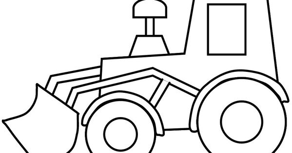 Fire Truck Clip Art Coloring Black And White Firetruck