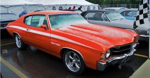 1971 Heavy Chevy Chevelle | Chevelle Muscle! | Pinterest