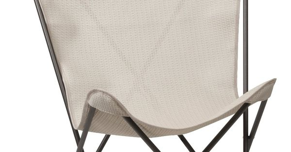 lafuma pop up chairs eames chair dimensions replacement mattress for maxi butterfly chair, ficelle : amazon.com sports ...