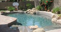 kid friendly pool for small backyard - Google Search ...
