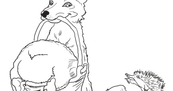 T Wombat Stew Colouring Pages Sketch Coloring Page