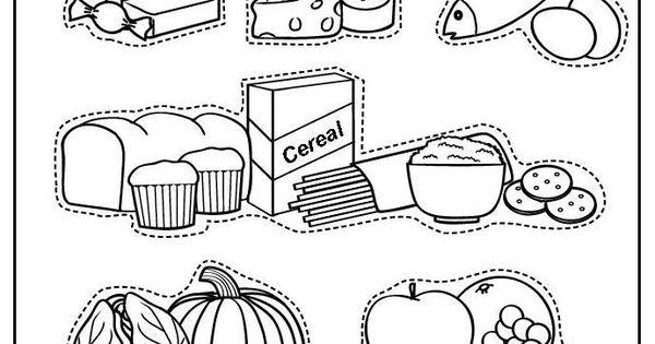 imagenes-de-alimentos-nutritivos-para-niños-para-colorear