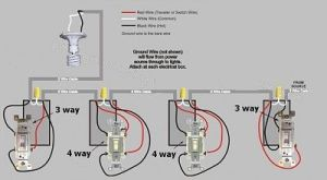 5Way Light Switch Diagram | 47130d1331058761t5way