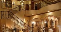High Ceiling Rooms And Decorating Ideas For Them | Stair ...