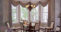 Kitchen Bay Window Treatment Ideas Bow Window Treatments ...
