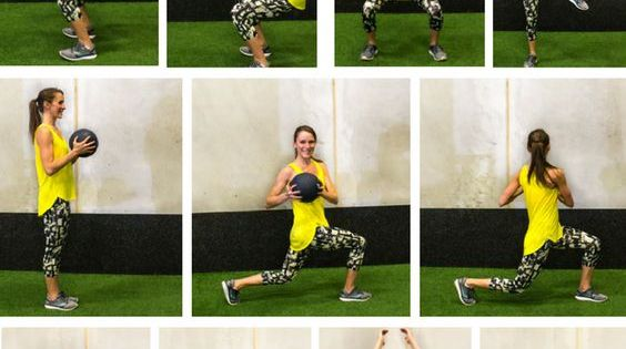 Full Body Circuit Training Workouts