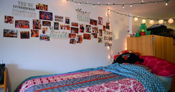Reinert Hall SLU Housing and Res Life  Dorm Room Dreams
