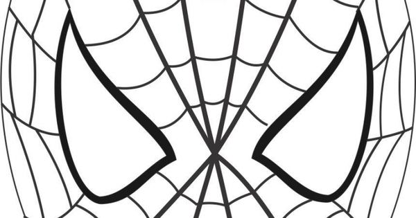 spiderman pumpkin carving patterns : Spiderman Pumpkin