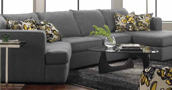 decorrest double chaise sofa A great combo of a cuddler