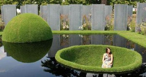 Unique Gardening Design Ideas Represent New Way Of Living Life