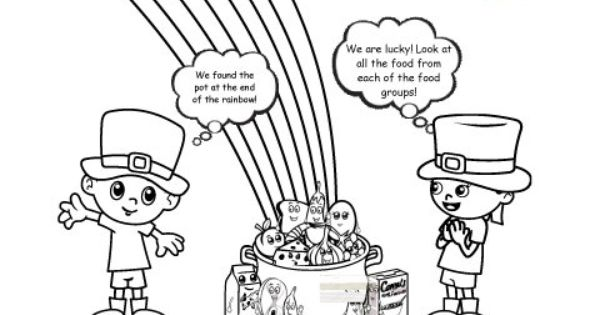 Lunch Box Foods Coloring Pages Coloring Pages