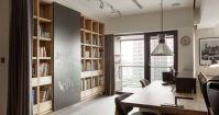 PartiDesign Creates Spacious Open-Concept Apartment ...
