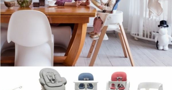 STOKKE STEPS HIGHCHAIR  Kids and teens interiors