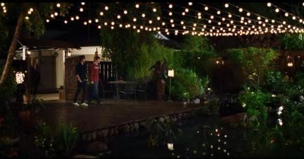 Backyard From 17 Again I Can't Wait To Have It!  Home Is