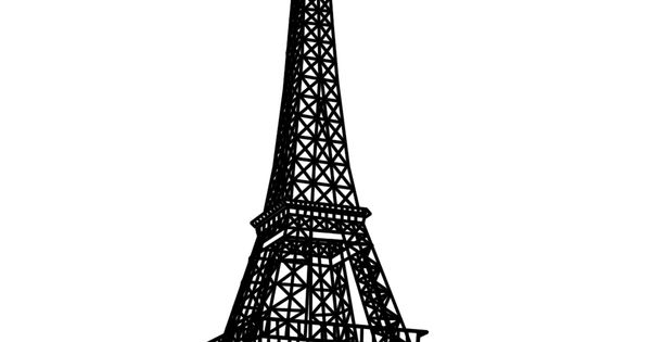 eiffel tower - google